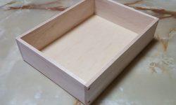 ディスプレイ用木箱
