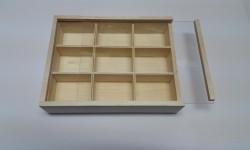 貝殻の標本箱